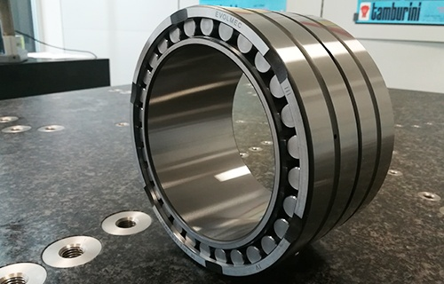 EVOLMEC - Multirow bearings for rolling mills